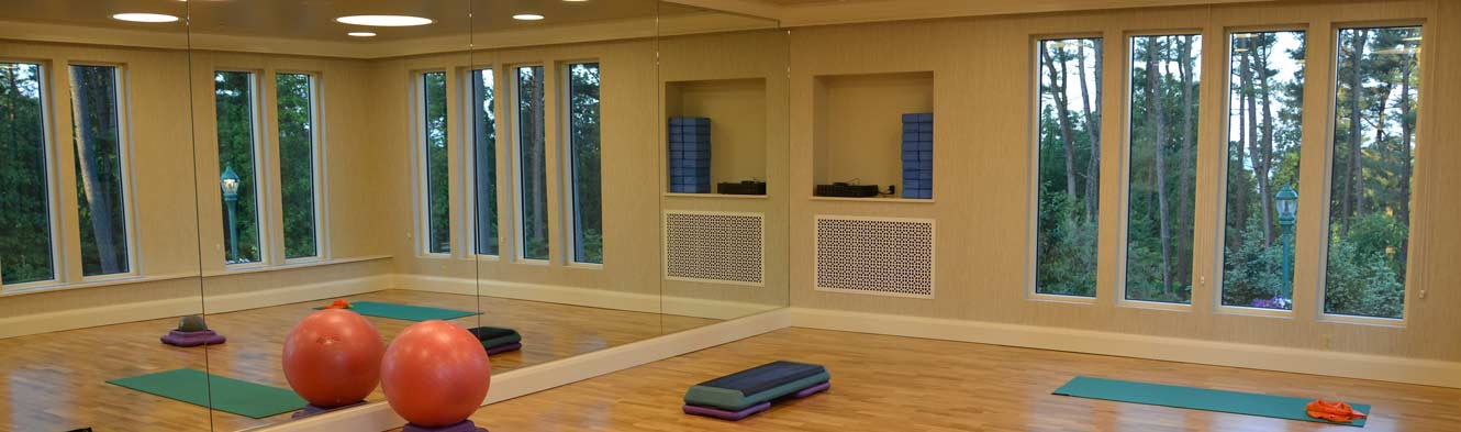 Fitness Classes at The Spa At The Hotel Hershey