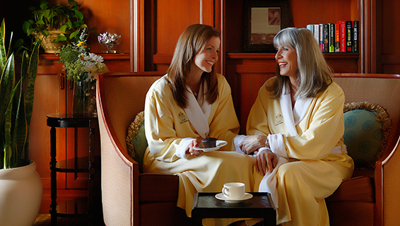 Group Visits: Day Spa Groups, Corporate Groups, and Bridal Parties