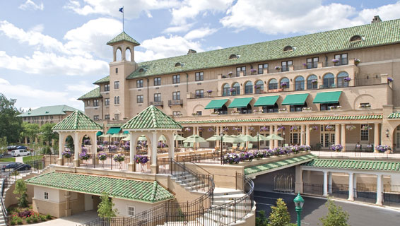 Overnight Packages - The Spa At The Hotel Hershey  Hershey