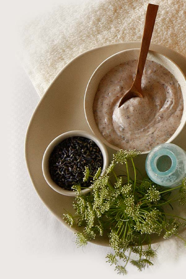 Country Abundance Spa Treatments with milk, honey, and lavendar